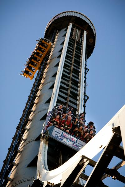 10 Tallest Roller Coasters in the World - Wow Amazing